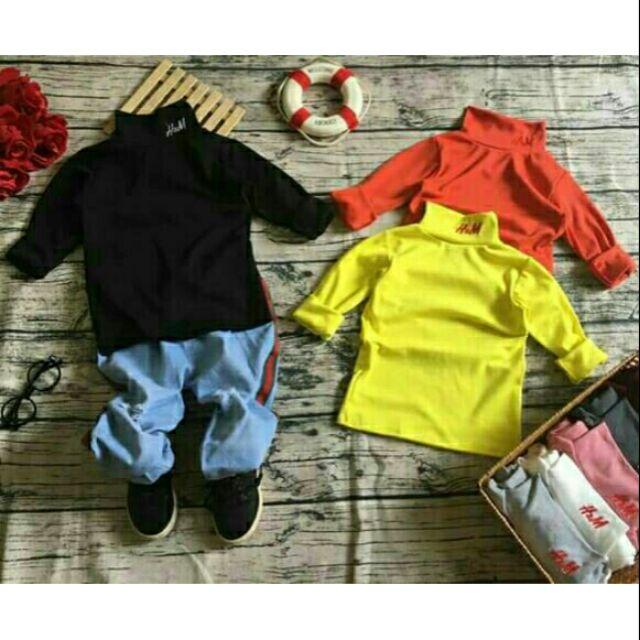 Combo 3 áo cổ lọ cotton len giữ nhiệt dài tay cho bé trai và gái từ 6-22kg - 2672674 , 736029517 , 322_736029517 , 150000 , Combo-3-ao-co-lo-cotton-len-giu-nhiet-dai-tay-cho-be-trai-va-gai-tu-6-22kg-322_736029517 , shopee.vn , Combo 3 áo cổ lọ cotton len giữ nhiệt dài tay cho bé trai và gái từ 6-22kg