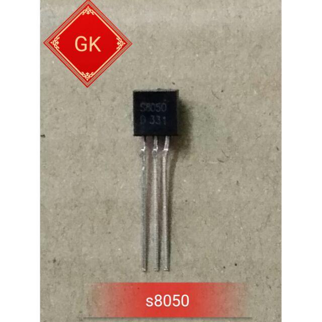[2 cái ] S8050_ chân cắm.