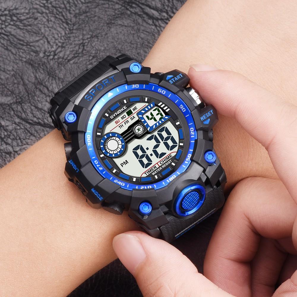 Đồng hồ nam thể thao Synoke 9006