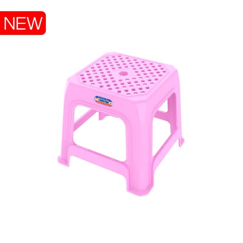 Ghế nhựa duy tân Lùn Lưới - Combo 10 cái