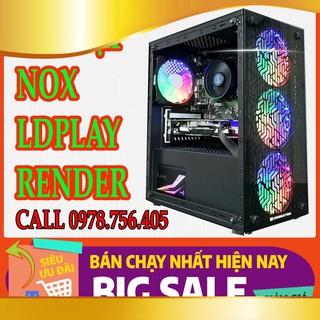 [người bán địa phương] Thùng Máy Tính Để Bàn Chuyên Giả Lập_ Nox _ LDPlayer _ render thumbnail
