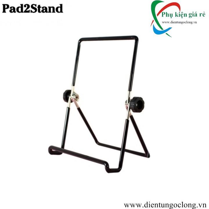 Giá Đỡ Máy Tính Bảng , IPAD Hợp Kim Pad2Stand P2000