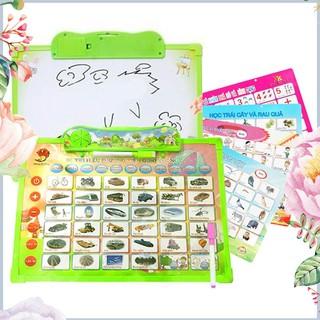 [Mới Về] Bảng học điện tử thông minh 11 chủ đề Anh – Việt cho bé co [Đẹp]