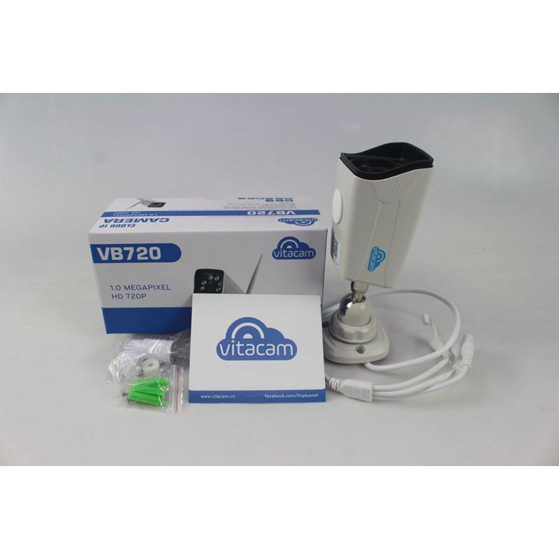 Camera giám sát ngoài trời Vitacam VB720 HD 720P chống nước