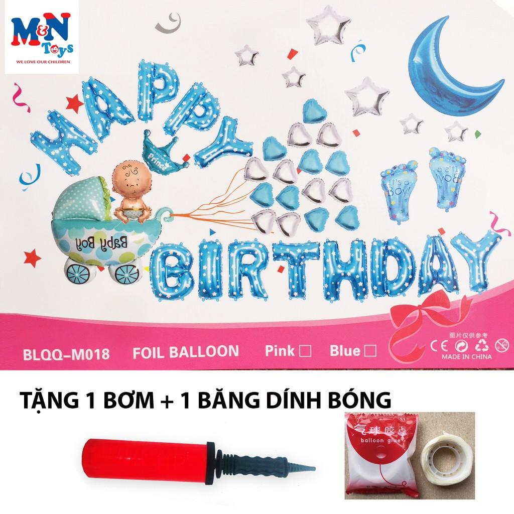 (Tặng bơm + băng dính) Set bóng trang trí sinh nhật loại đẹp (tông xanh) - 3334382 , 959279733 , 322_959279733 , 170000 , Tang-bom-bang-dinh-Set-bong-trang-tri-sinh-nhat-loai-dep-tong-xanh-322_959279733 , shopee.vn , (Tặng bơm + băng dính) Set bóng trang trí sinh nhật loại đẹp (tông xanh)
