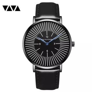 Đồng hồ nam VAVA VOOM VA-40FSdây da cao cấp, phong cách lịch lãm