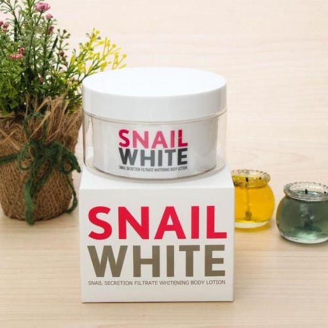 Dưỡng Body Snail White Thái lan