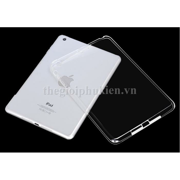 Ốp lưng silicon dẻo trong suốt iPad mini 1 2 3 4 - 2747236 , 1319954336 , 322_1319954336 , 35000 , Op-lung-silicon-deo-trong-suot-iPad-mini-1-2-3-4-322_1319954336 , shopee.vn , Ốp lưng silicon dẻo trong suốt iPad mini 1 2 3 4