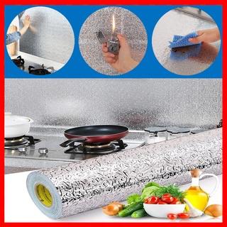 Cuộn giấy bạc dán bếp cách nhiệt chống dầu mỡ thumbnail