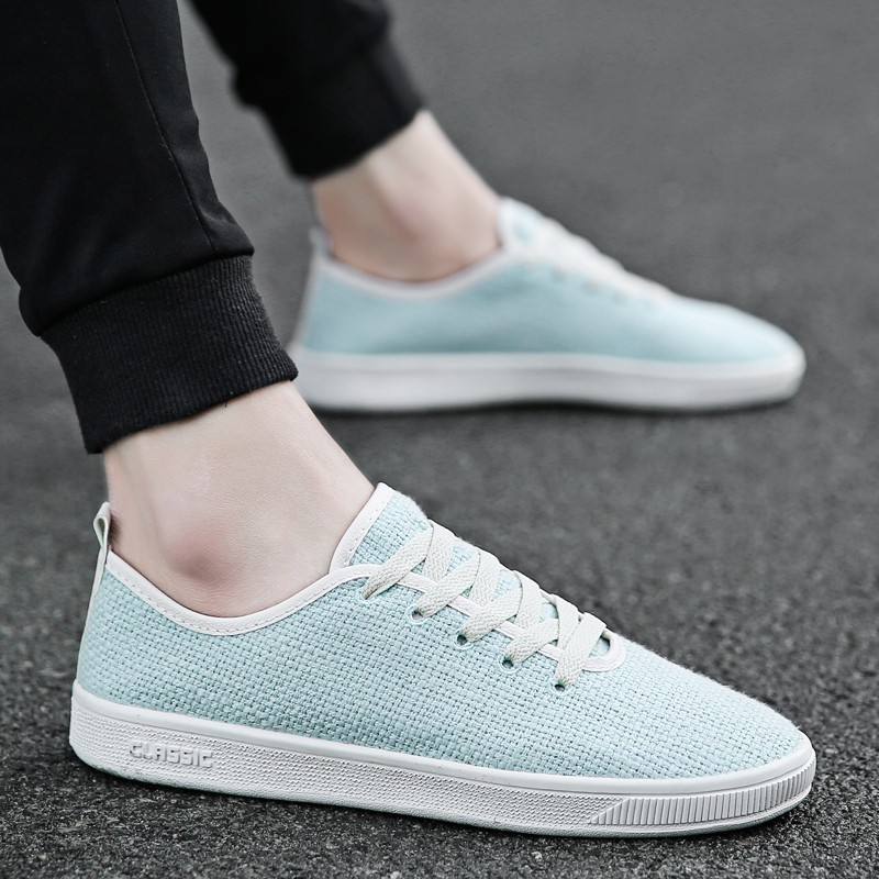 2019 summer Korean version of the trend of wild casual shoes