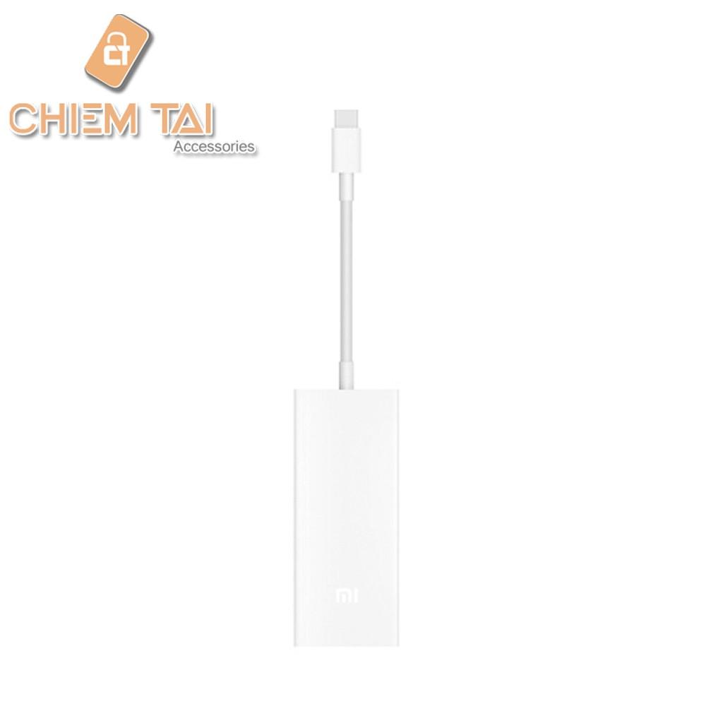Adapter chuyển đổi đa năng USB type C sang mini DisplayPort