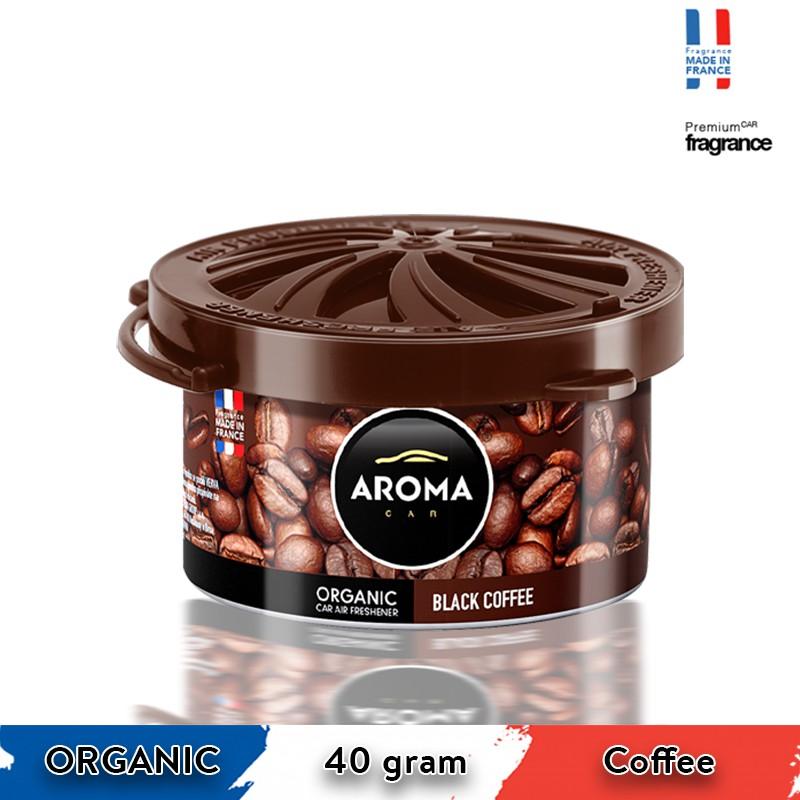 Sáp thơm ô tô - Aroma Car Organic 40g