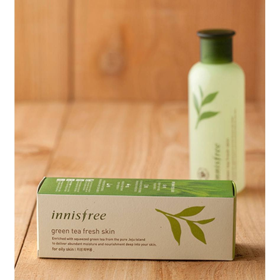 [BÁN SỈ] Nước Hoa Hồng Trà Xanh Innisfree Green Tea Fresh Skin - 3085631 , 1146868088 , 322_1146868088 , 255000 , BAN-SI-Nuoc-Hoa-Hong-Tra-Xanh-Innisfree-Green-Tea-Fresh-Skin-322_1146868088 , shopee.vn , [BÁN SỈ] Nước Hoa Hồng Trà Xanh Innisfree Green Tea Fresh Skin