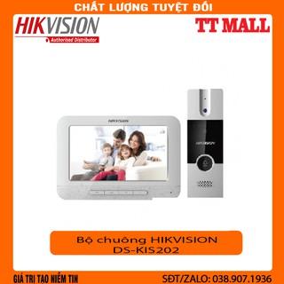 Bộ chuông cửa màn hình HIKVISION DS-KIS202 thumbnail