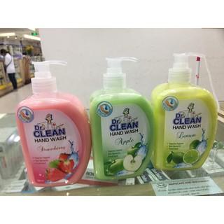 [Không Tăng Giá] Nước rửa tay Dr. Clean chai 500ml