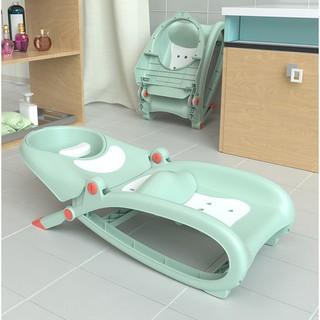 Ghế gội đầu gấp gọn Holla, ghế nằm gội đầu cho bé, giường gội đầu cho bé thumbnail