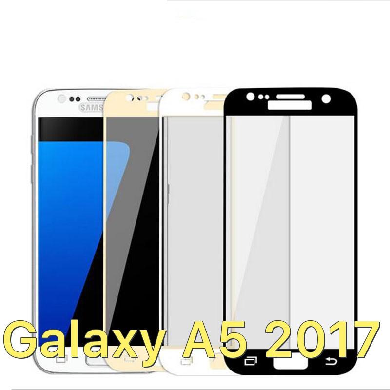 Dán full màn hình viền màu cho Samsung Galaxy A5 2017