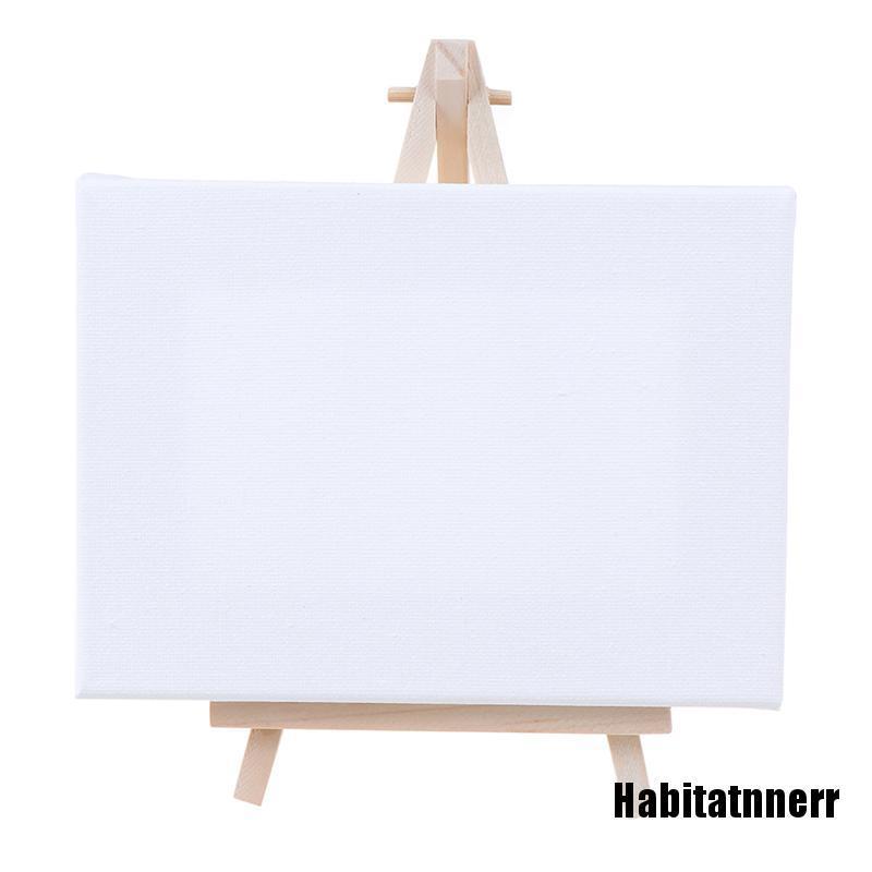 Giá Đỡ Ba Chân Mini Bằng Gỗ Dùng Trưng Bày Tranh Canvas