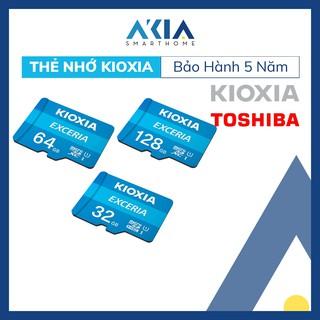 [Mã ELFLASH5 giảm 20K đơn 50K] Thẻ Nhớ Micro SDHC Exceria Kioxia Class 10 Dung Lượng 32/64/128GB - Hàng Chính Hãng