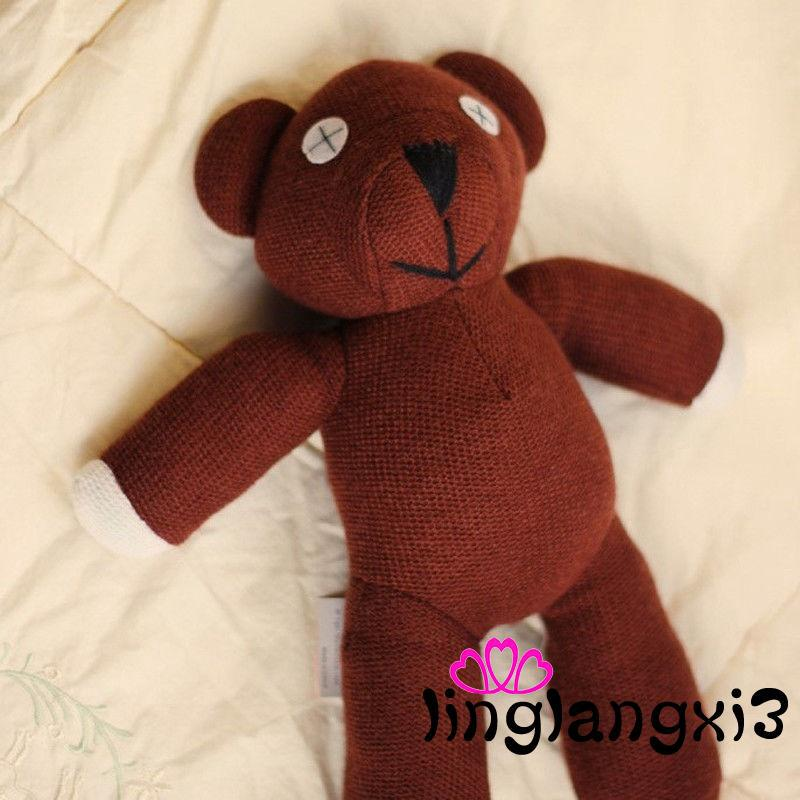 NLG-Xmans Teddy Bear Soft Stuffed Plush Doll Kids Gift by handstiched Cute Kids