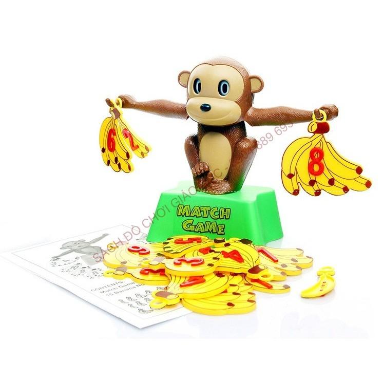 Matching game - Khỉ thăng bằng
