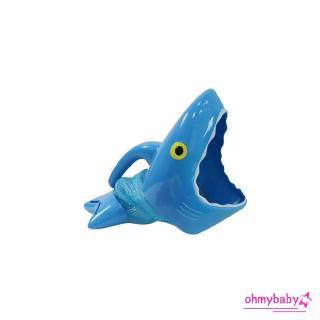 【OMB】Baby Bath Toys Stereo Shark Fishing Cartoon Animals Bath Toy Speak Bath Toys