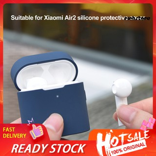 Ốp Lưng Nhựa Tpu Dẻo Trong Suốt Cho Xiaomi Air2 / 2s