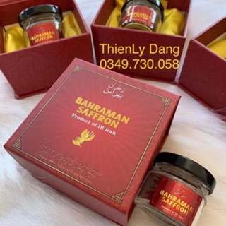 1g Saffron THƯỢNG HẠNG-nhuỵ hoa nghệ tây Super Negin