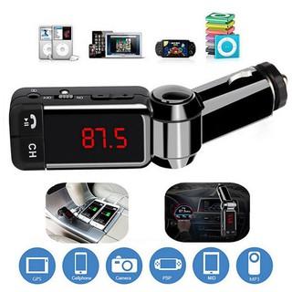 Thiết Bị Thu Phát Bluetooth Bc06 Mp3 Cho Xe Hơi thumbnail