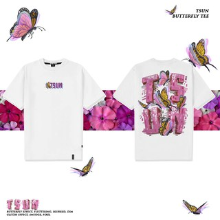 Áo thun TSUN - Butterfly Trắng thumbnail