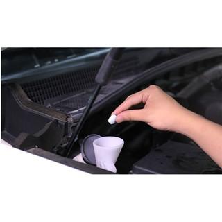 Combo 10 viên nén nước rửa kính xe hơi dạng sủi - M213 thumbnail