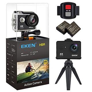 Camera Hành Trình Eken H9R - Chính Hãng, Ultra 4K, Bản Mới Nhất V6.0 - 6 tháng 1 đổi 1 thumbnail