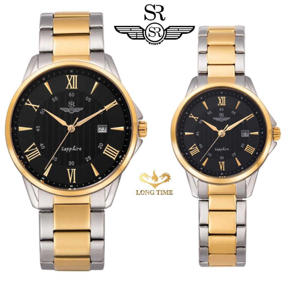 Đồng Hồ Đôi SRWATCH SG3006.1201CV - SL3006.1201CV mặt kính Sapphire SangTrọng Quý Ph