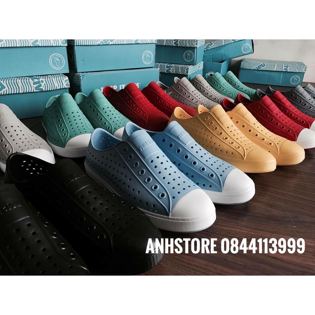 Giày nhựa native D& V shoes