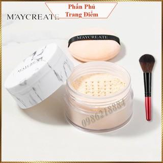 Phấn Phủ Che Khuyết Điểm Kiềm Dầu 💖 Maycreate 💖 PP49 Mịn Dưỡng Da