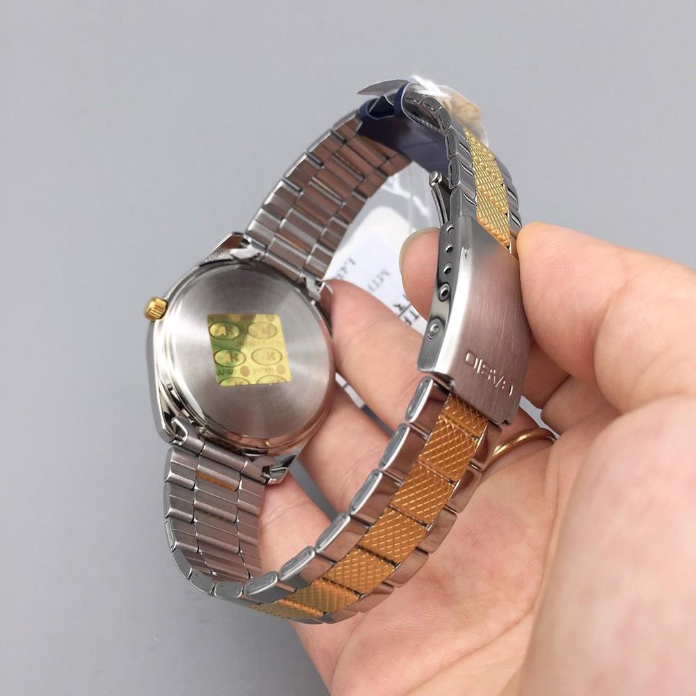 [SANG TRỌNG] Đồng hồ nam dây kim loại Casio Standard MTP-1274SG-7ADF chính hãng Anh
