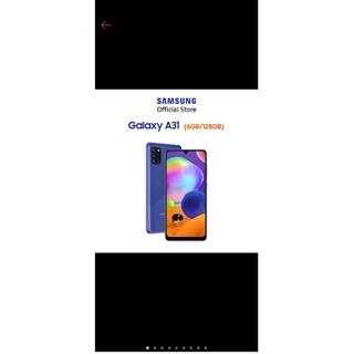 điện thoại sam sung galaxy A31 thumbnail