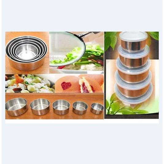 Bộ 5 hộp đựng thực phẩm có nắp - 2702576 , 323391680 , 322_323391680 , 46000 , Bo-5-hop-dung-thuc-pham-co-nap-322_323391680 , shopee.vn , Bộ 5 hộp đựng thực phẩm có nắp
