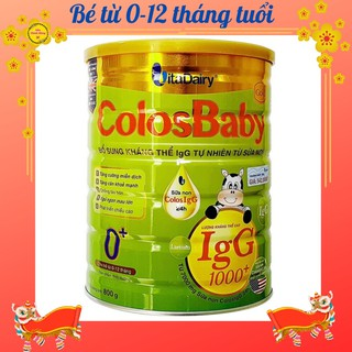 SỮA NON Colosbaby Gold 0+ ( 400gr – 800gr)