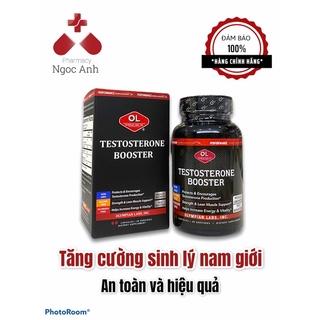 Testosterone Booster Olympian Labs - Hỗ trợ cân bằng và tăng cường sinh lý nam Hộp 60 viên thumbnail