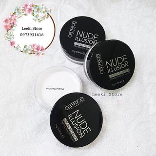 Phấn Phủ Bột Catrice Nude Illusion Loose Powder thumbnail