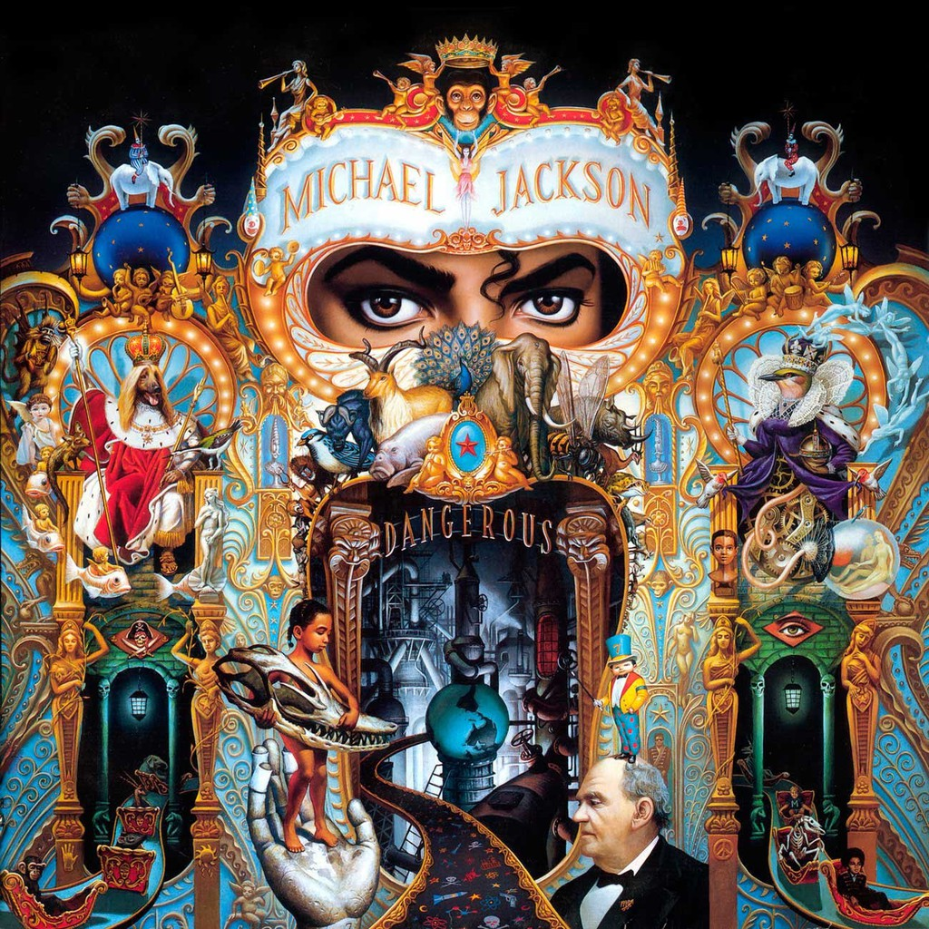 Michael Jackson - Dangerous (Special Edition) - Đĩa CD