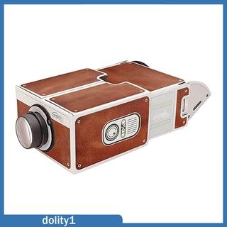 1 Máy Chiếu Tại Nhà Cho Iphone / Android Videos In A Box
