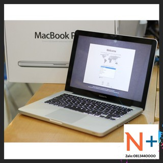 macbook pro date 2012 core i5 ram 4G HDD 500G bh 6thang 1 đổi 1 ( MacBook Pro 13 inch -2012- MD101- 98%)