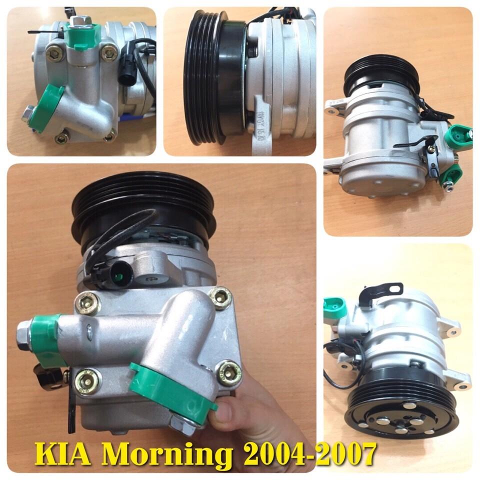 Block xe KIA Morning 2004 - 2007