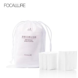 Hình ảnh Bông cotton tẩy trang FOCALLURE mềm mịn chất lượng cao-2