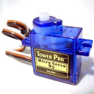Servo xanh huyền thoại Tower pro SG90