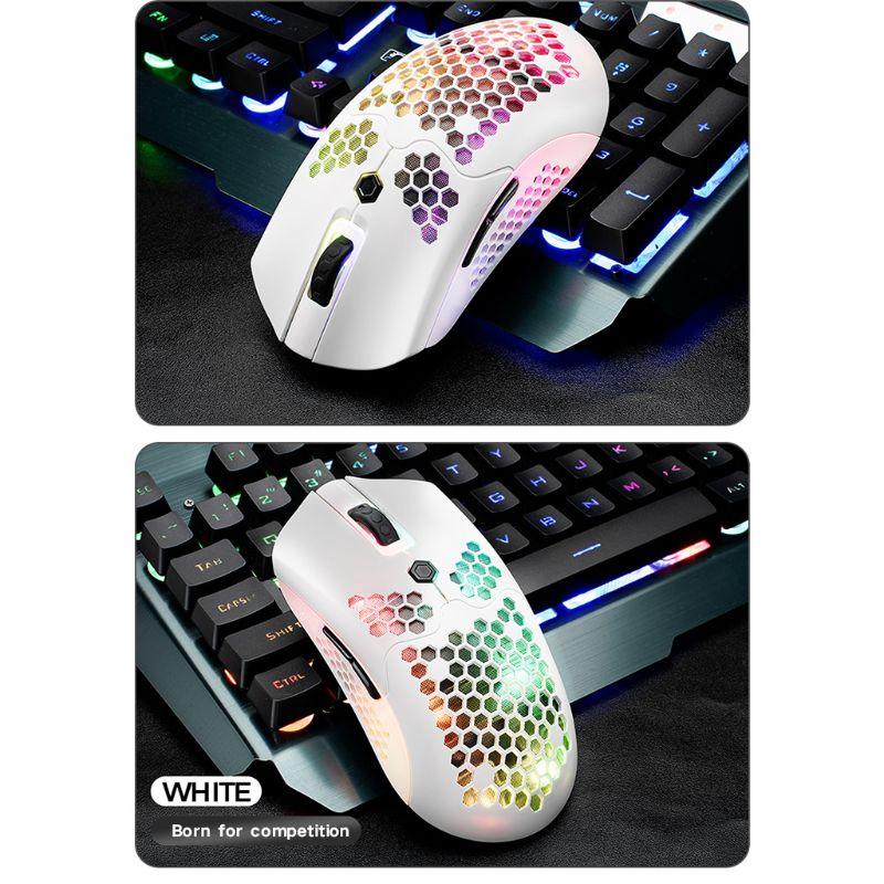 Chuột Gaming X2 12000dpi 7 Nút Bấm, Tích Hợp Đèn Led Rgb
