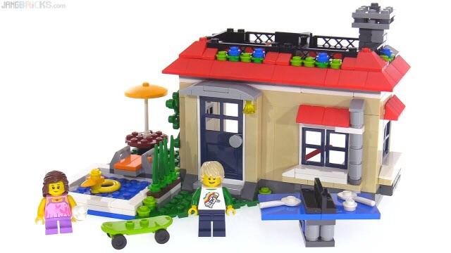 LEGO CREATOR 31067 - NGÔI NHÀ TRÒ CHƠI