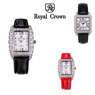 Đồng Hồ Nữ Chính Hãng Royal Crown dây da thumbnail